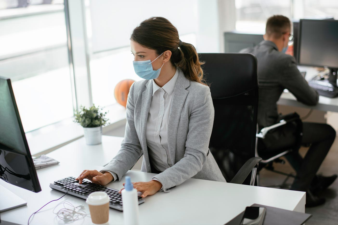 Covid 19 Virus Disinfection Services for Offices